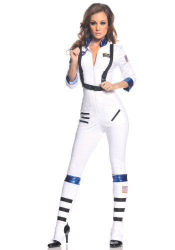 Blast Off Astronaut Womens Costume