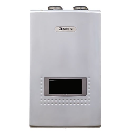 Noritz NRCP1112DVNG Condensing Tankless Water Heater 9.8 GPM with integral pump -Natural Gas