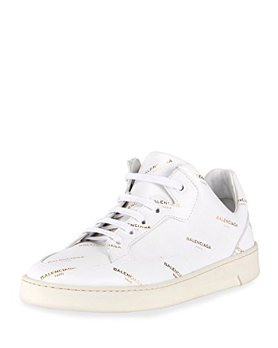 Balenciaga Logo-print Mid-top Blonder-up Joggesko 41