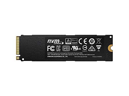 Samsung 960 EVO Series - 250GB PCIe NVMe - M.2 Internal SSD (MZ-V6E250BW) (Renewed)