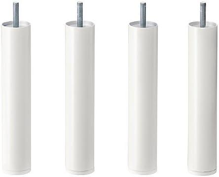 Ikea Bjorli 7 7203 Cm En Acier Blanc Rehausseurs De Lit