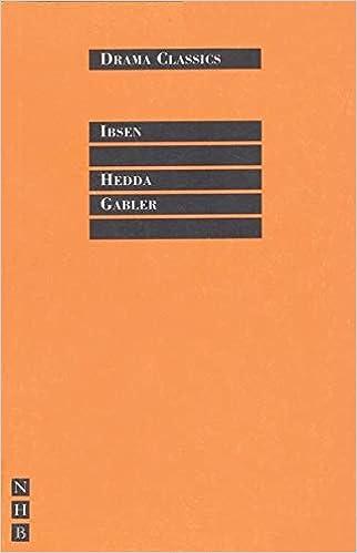 Hedda Gabler Full Text Pdf