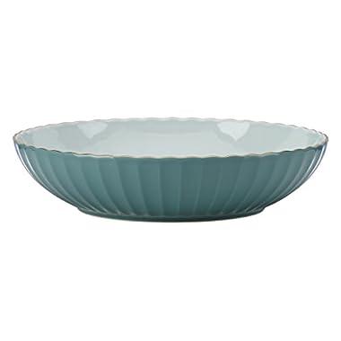 Marchesa Shades of Teal Individual Pasta Bowl by Lenox