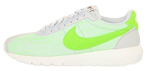 Nike W Roshe Ld-1000 Wommens Scarpe Casual Puro Platino / Vela Verde Elettrica