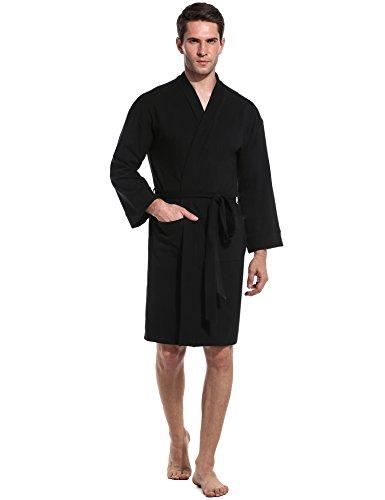 Avidlove Bathrobe Kimono Lightweight Loungewear