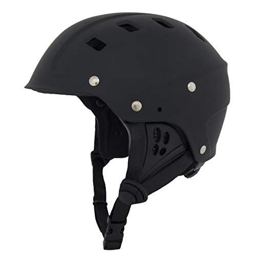 NRS Chaos Side Cut Helmet Black XL (Helmet Whitewater)