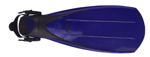 - Deep See Pulse Fin (Blue, Small (Men's 7 Women's 9))