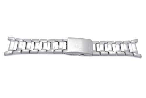 Genuine Casio Silver Tone Stainless Steel G-Shock Series Watch Band- 10109619 by Casio
