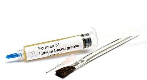 Formula 31 Impresora 3d de la grasa lubricante de litio con ...