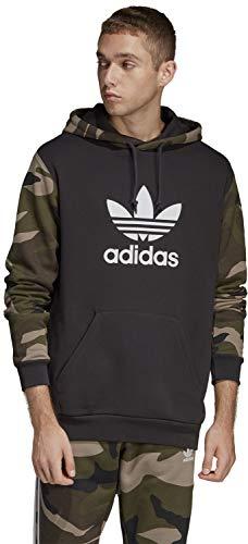 capucha negro Adidas sudadera Oth con Camo wqrXrIR