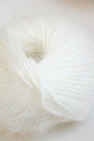 Belangor French Angora Yarn (876 Off White)