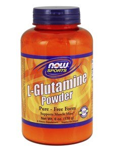 Now Foods L-Glutamine Pure Powder 6 oz (Now Foods L-glutamine Powder)