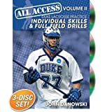 John Danowski: All-Access Duke Lacrosse, Volume II: Individual Skills and Full Field Drills