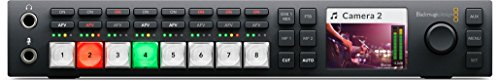 Multi System 720p Lcd - Blackmagic Design ATEM Television Studio HD Live Production Switcher