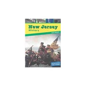 People of New Jersey (Heinemann State Studies) Mark Stewart