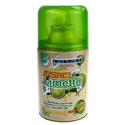 Duftspray Reinex Nachfüller Limette 250 ml Spray automatisch, Lufterfrischer Nachfüller asiatische Limette