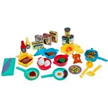 Just Like Home Betty Crocker Pots, Pans, & Play Food Set by Toys R Us