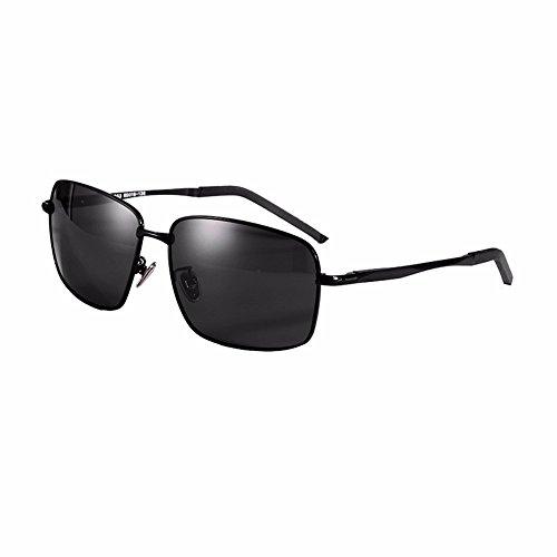 535c872151 LXKMTYJ Gafas De Sol Para Hombre Con Gafas Polarizadas Película Brillante  Día Y Noche, ...