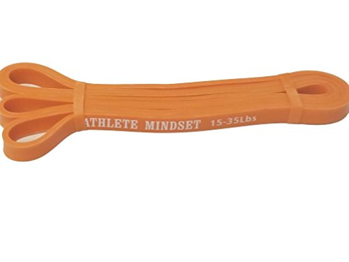ATHLETE MINDSET Assisted Pull-Up Band, Resistance & Stretch