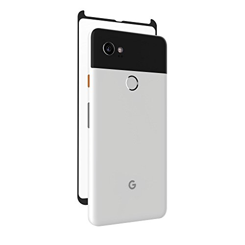 ZAGG InvisibleShield Glass Curved Screen Protector - Curved for The Google Pixel 2 XL -Impact & Scratch Protection - Smudge Resistant - Clear by ZAGG (Image #5)
