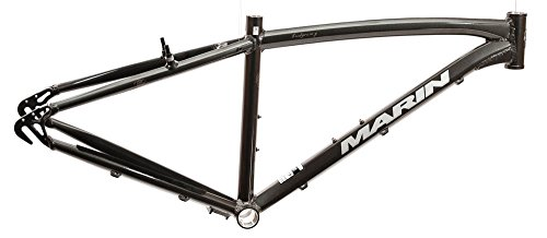 "15"" MARIN BRIDGEWAY 700C Urban Commute Bike Frame Alloy Grey Single Internal NEW"