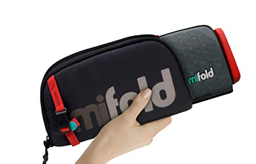 mifold Original Grab-and-go Car Booster Seat with