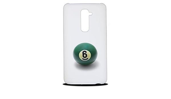 Foxercases diseño bolas de billar mesa de billar 13 carcasa rígida ...