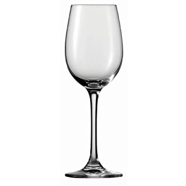 Schott Zwiesel Tritan Crystal Glass Classico Stemware Collection All Purpose Wine Glass, 7-1/2-Ounce, Set of 6