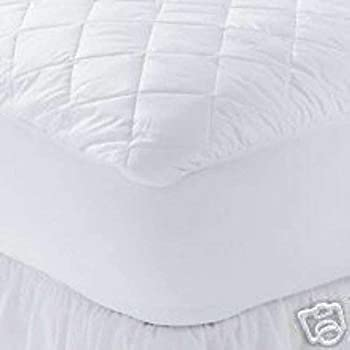 Amazon Com Ultra Plush Fitted Queen Mattress Pad Home