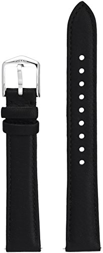 Fossil Women's S161009 Black Leather Watch Strap