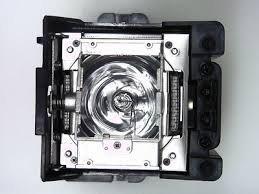 pgxg-61b Barcoプロジェクターランプ交換用。プロジェクターランプアセンブリで高品質本物元Ushio電球Inside。   B015MSRSO0