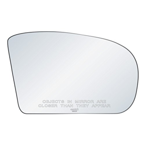 acement Passenger Right Side Power Mirror Glass Convex Lens fits 01-09 Mercedes Benz C and E Class by Rugged TUFF ()