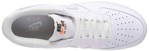 black Fitness Chaussures 1 100 Air '07 Lv8 Lntc Homme white white De Force Nike Orange Jdi Multicolore total pw61qHq