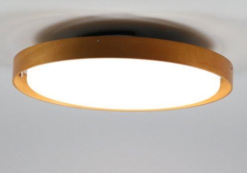 神戸マザーズランプ LEDシーリングライト ARCAシリーズ KML (ナチュラル 12畳) B079M71W7V ナチュラル 12畳