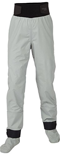 us Tempest Pants w/ Socks-LightGray-M ()