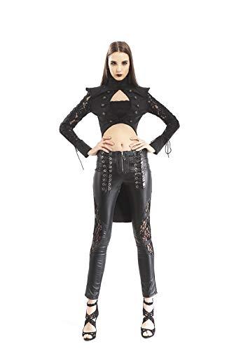 Noir Pour Femme Veste Gothique Pour Veste Femme Veste Gothique Noir  ZxdBBwq06 fe873a798ed