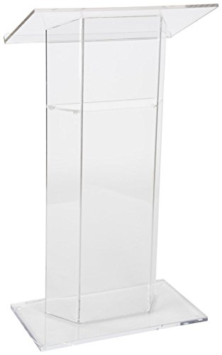 Prices for Traditional Acrylic Lectern - 2