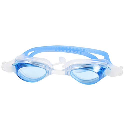 Children Adult Swimming Goggles Eyeglasses Anti-Fog Swim Goggles Swimming Glasses Adjustable UV ()