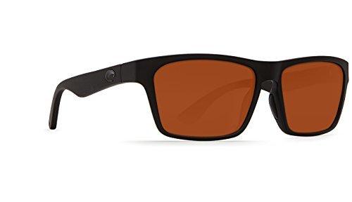 6468c59525e Amazon.com  Costa Del Mar Hinano Sunglasses Blackout   Copper ...