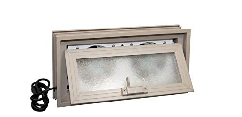 - Basement Crawl Space Power Vent (Clay) - for 16