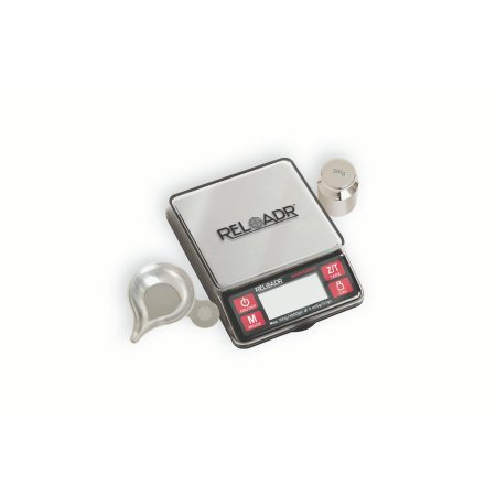 Review MARKSMAN Digital Reloading Scale