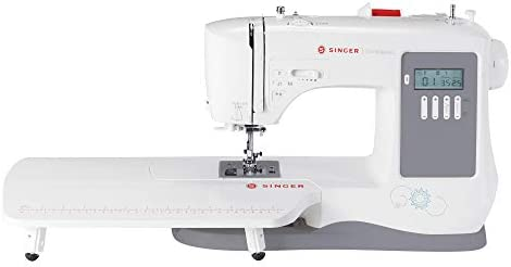 Singer - Máquina de coser Confidence 7640 con pie de corte y 5 ...