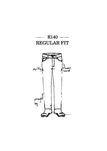 Wash Uomo Taglio grey Jeans Oklahoma A Dritto Grau 018 xqaZO7gw