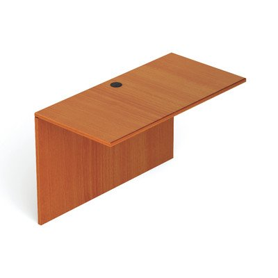 Offices to Go 30'' - 48'' Flush Bridge - 48'' wide in American Cherry