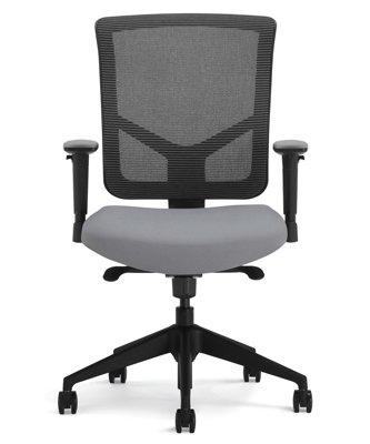 Highmark 607 E1 A55 Modern Mesh Office Chair Seat Concord Back Black