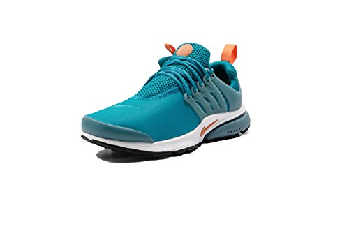 Nike, Air Presto Essential Sneaker Trainer 848187, scarpe da ginnastica Blu / arancione