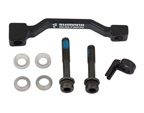 - Shimano F180P/P2 Disc brake adapter