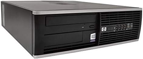 HP Elite 8100 Desktop Computer - Intel Core i5 3.2GHz Processor, 8GB RAM, 1TB Hard Drive, 20 Inch LCD Monitor, DVD, New USB Keyboard, Mouse & WiFi Adapter, Windows 10 Professional (Renewed)