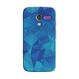 Cover It Up - Uneven Pixels Moto XHard Case