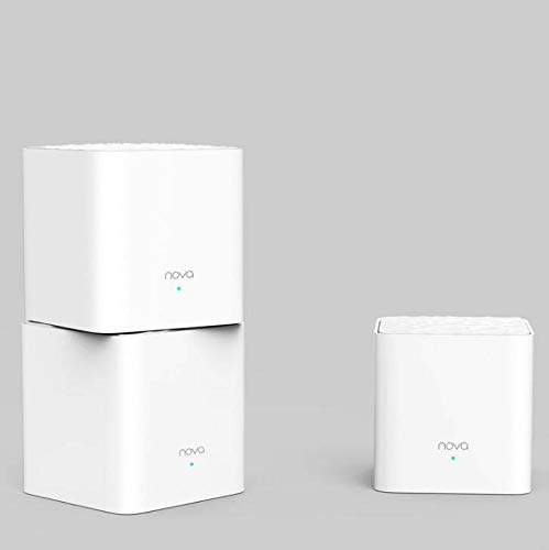 CE-LXYYD MW3 Whole Home Mesh WiFi System - Dual Band AC1200 Router Replacement for SmartHome,Compatible with Alexa for 4500 sq.ft Coverage,2 by CE-LXYYD